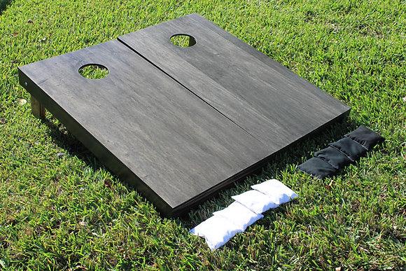 Cornhole - Onyx Wood Stain