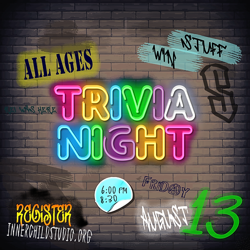 All Ages Trivia Night