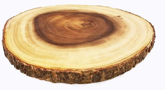 """Wood Round - 9.5"""""""