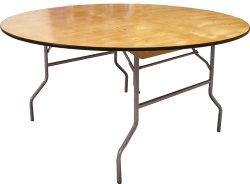 "66"" Round Folding Table"