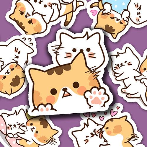 Cat BFF's [40]