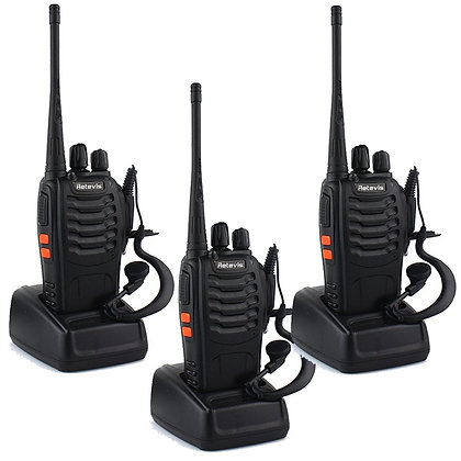 Two-Way Radio Set
