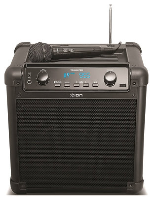 Portable Bluetooth PA System - 50Watts
