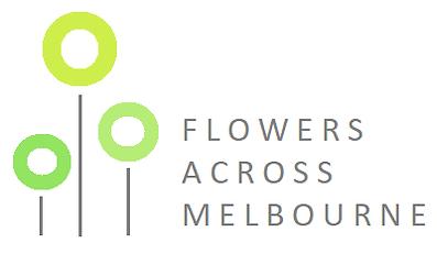 Flowers across melbourne logo