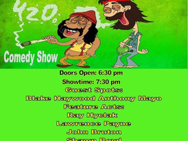 Comedy Show this Saturday
