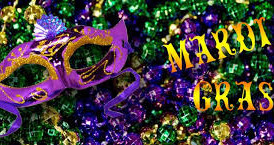 Join us today for Fat Tuesday Specials!