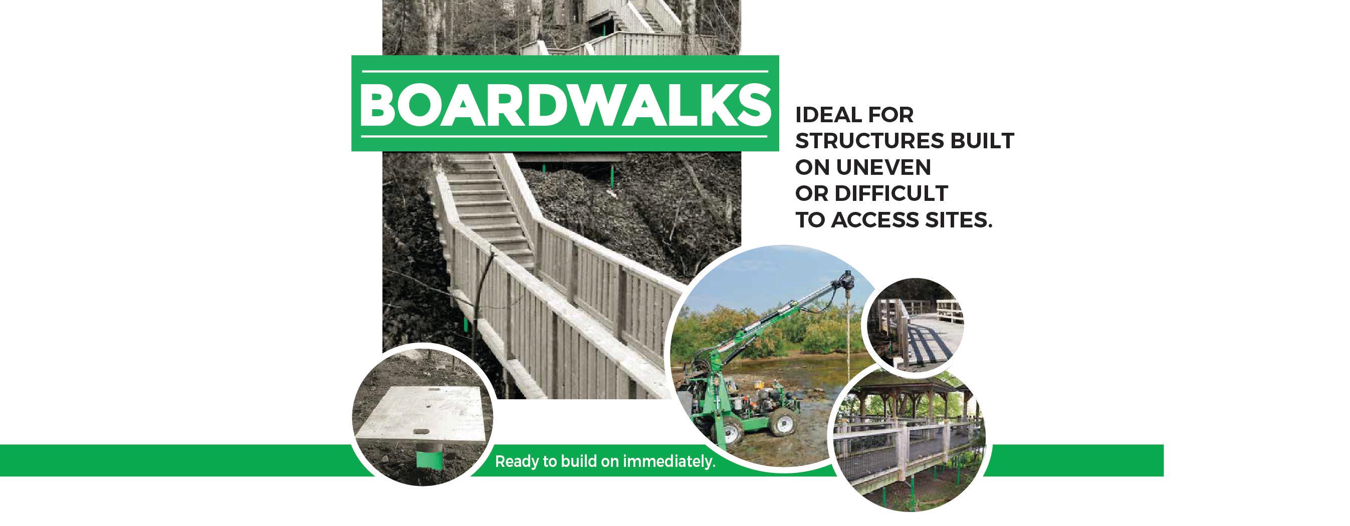 Boardwalks Foundation Support NH