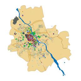 Balance of Urban Space