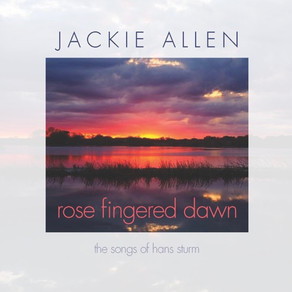 JACKIE ALLEN, Rose Fingered Dawn