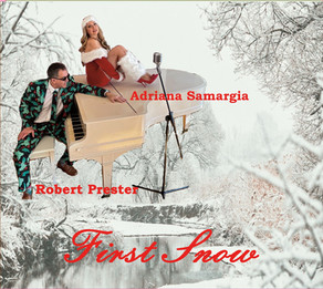 ROBERT PRESTER & ADRIANA SAMARGIA, First Snow