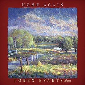 LOREN EVARTS, Home Again