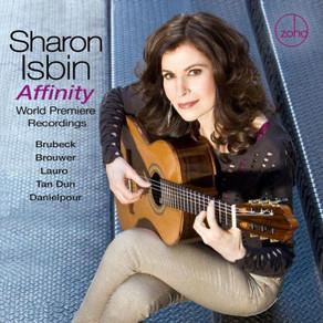 SHARON ISBIN, Affinity