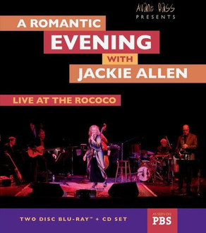 JACKIE ALLEN, A Romantic Evening With Jackie Allen