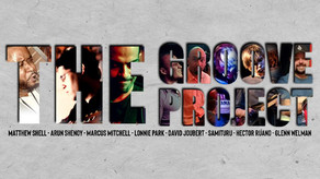 THE GROOVE PROJECT TAKES FLIGHT!