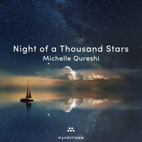 """MICHELLE QURESHI, """"Night of a Thousand Stars"""""""