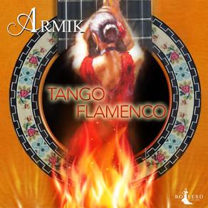 "ARMIK, ""Tango Flamenco (25th Anniversary Version)"""