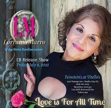 LORRAINA MARRO, Love is For All Time