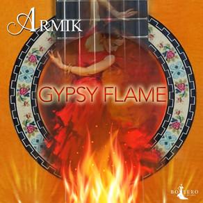 """ARMIK, """"Gypsy Flame (25th Anniversary Edition)"""""""