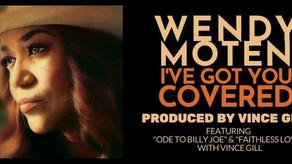 WENDY MOTEN, I've Got You Covered