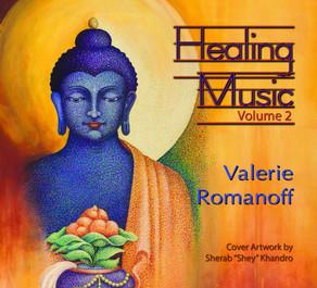 VALERIE ROMANOFF, Healing Music, Vol. 2