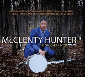 McCLENTY HUNTER, JR., The Groove Hunter