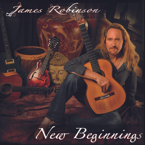 JAMES ROBINSON, New Beginnings