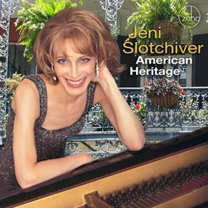 JENI SLOTCHIVER, American Heritage