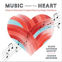 ROGER DAVIDSON QUARTET, Music from the Heart