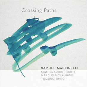 SAMUEL MARTINELLI, Crossing Paths