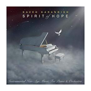 KAVEH KARANDISH, Spirit of Hope