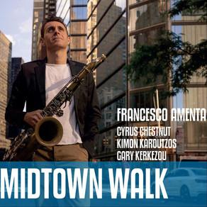 FRANCESCO AMENTA, Midtown Walk