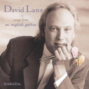 DAVID LANZ, Songs From an English Garden