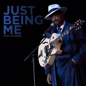 NICK COLIONNE, Just Being Me