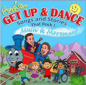 GREG & STEVE, Get Up & Dance