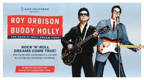 ROY ORBISON AND BUDDY HOLLY: THE ROCK 'N' ROLL DREAM TOUR at The Saban Theatre