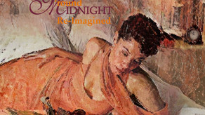 AMBER WEEKES, 'Round Midnight Re-Imagined