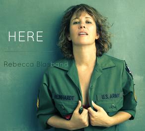 REBECCA BLASBAND, Here
