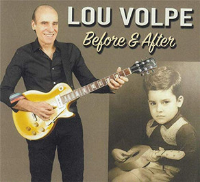 LOU VOLPE, Before & After