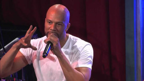 QUEEN LATIFAH/COMMON AT THE HOLLYWOOD BOWL