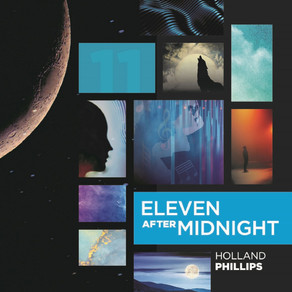 HOLLAND PHILLIPS, Eleven After Midnight