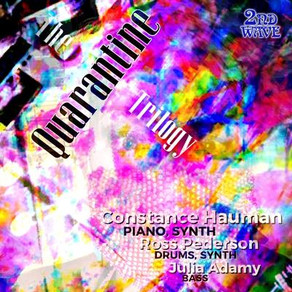 CONSTANCE HAUMAN, The Quarantine Trilogy
