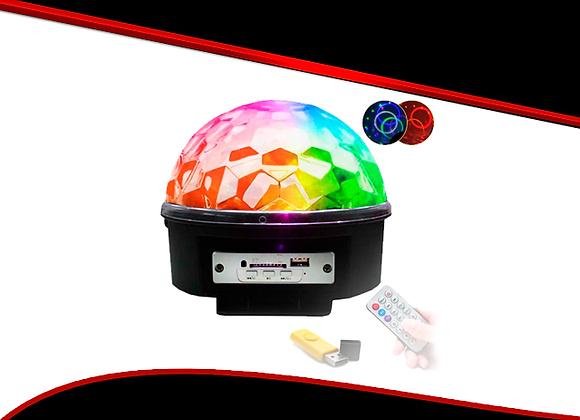 Globo de Luz LED Multicor (RGB)
