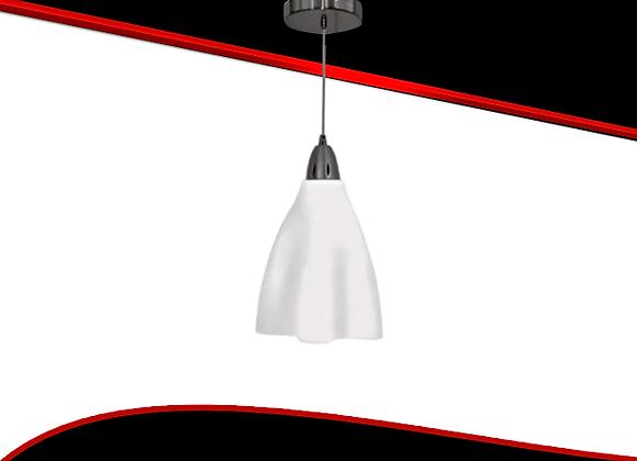 Pendente Taschibra Design TD-572-1 Branco 1 X E-27