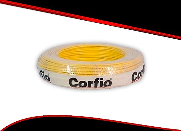 Fio Flexivel Corfio Amarelo 2,5mm