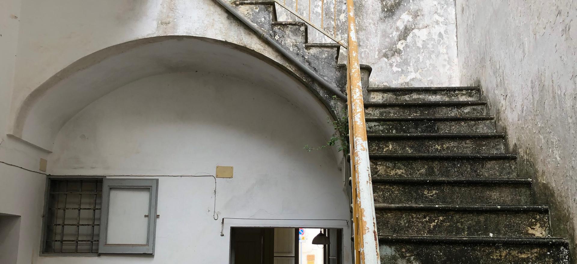 central open atrium