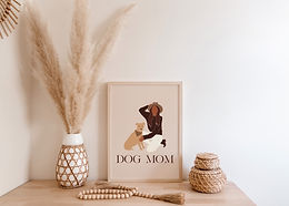 Dog Mom - Digital Download