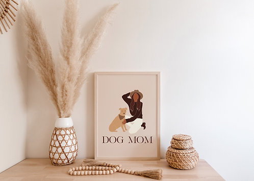 Dog Mom - Digital Download