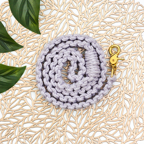 Lavender Chuck Leash