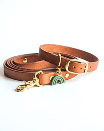 Genuine Leather Leash