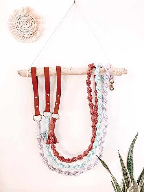 The Olivia - Spiral Knot Leash